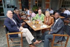Dr Tshibangu Mukumbay Brussells