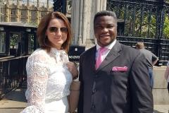 tshibangu Mukumbay US GB meeting