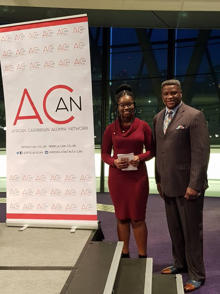 African Caribbean Alumni Network 4-28-18 2
