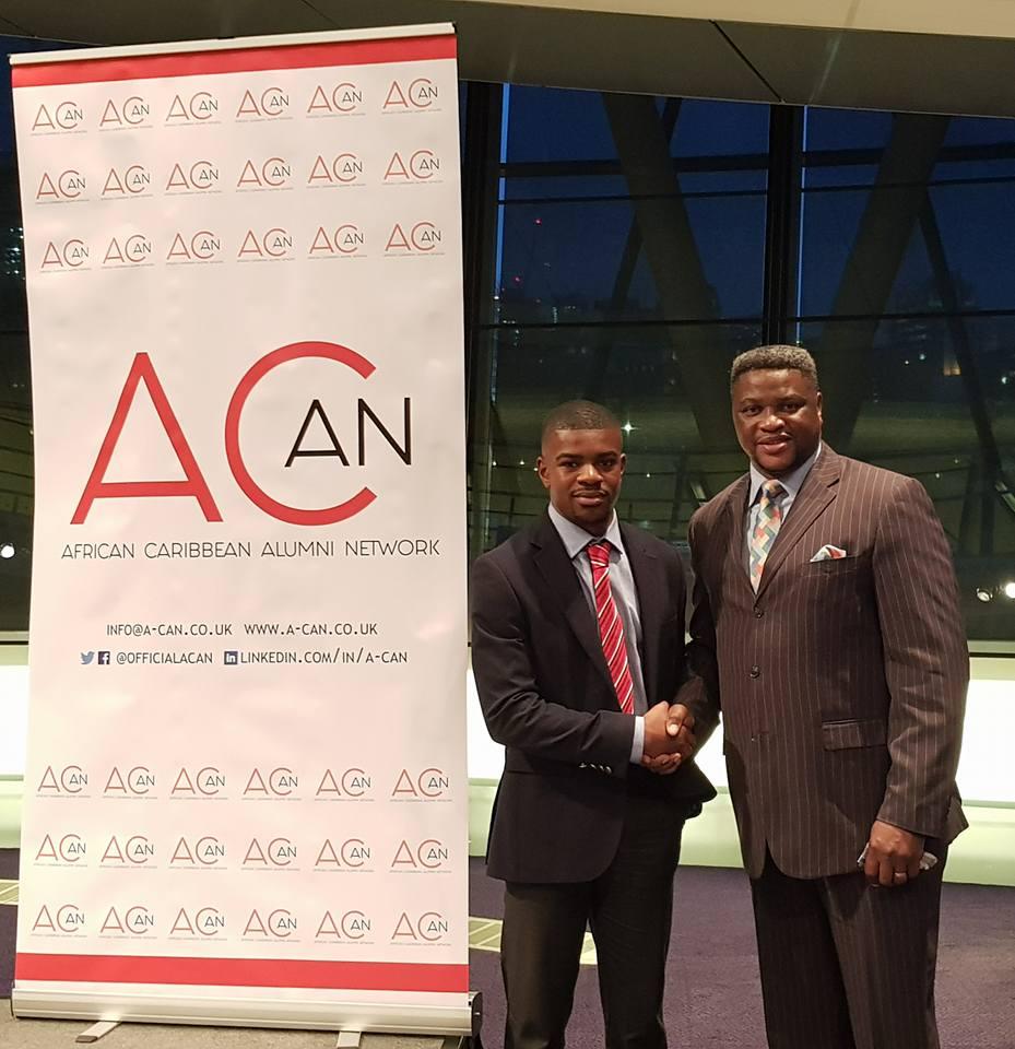 African Caribbean Alumni Network 4-28-18