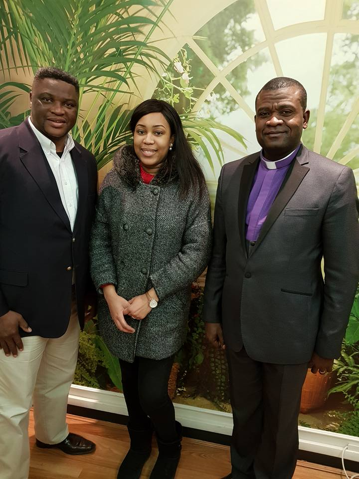 Bishop Jean Claude Mosengo Bashua 3-5-2018 2