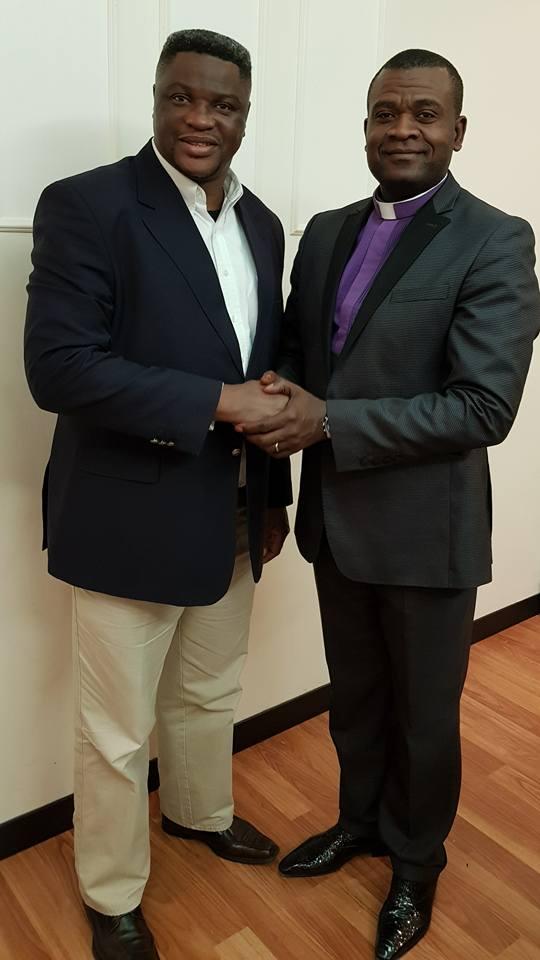 Bishop Jean Claude Mosengo Bashua 3-5-2018 4