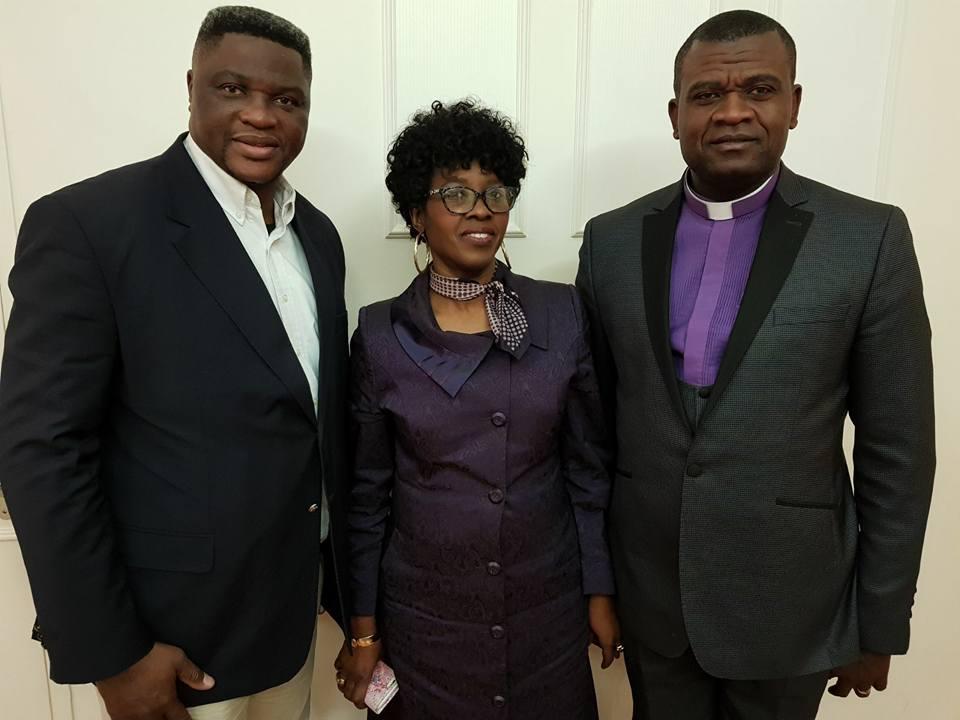 Bishop Jean Claude Mosengo Bashua 3-5-2018 5