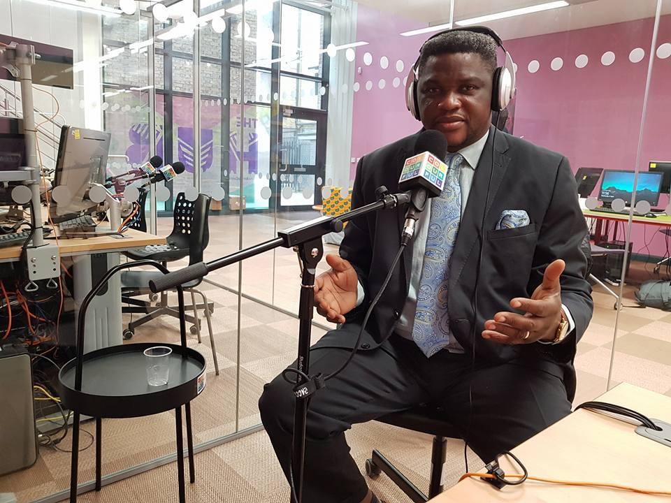 Colourful radio Julius Mbaluto 4-11-18 2