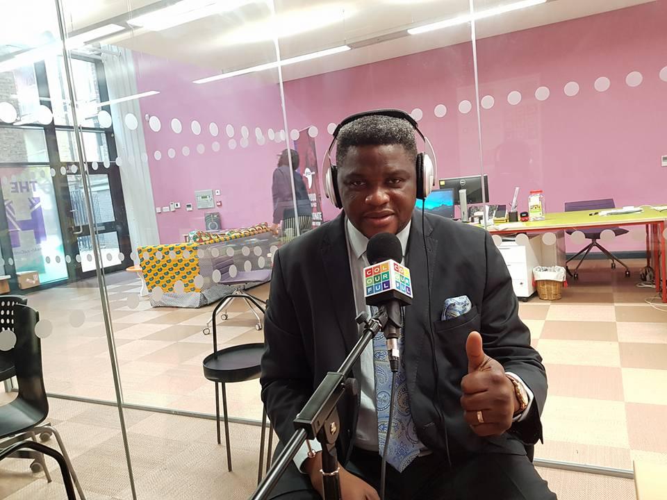 Colourful radio Julius Mbaluto 4-11-18 4