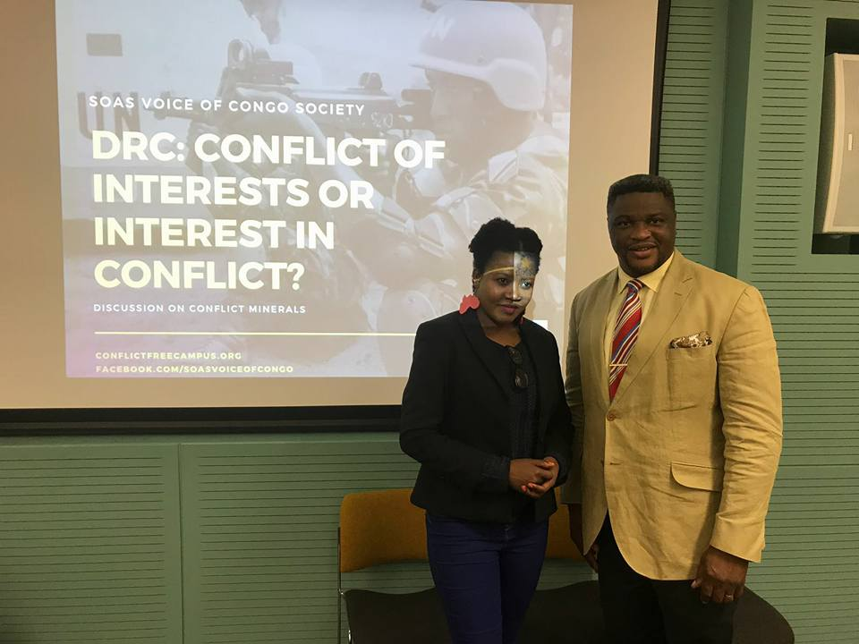 Congolese students of Voice of Congo Society 4-6-2018 2