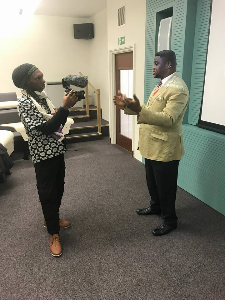 Congolese students of Voice of Congo Society 4-6-2018 4
