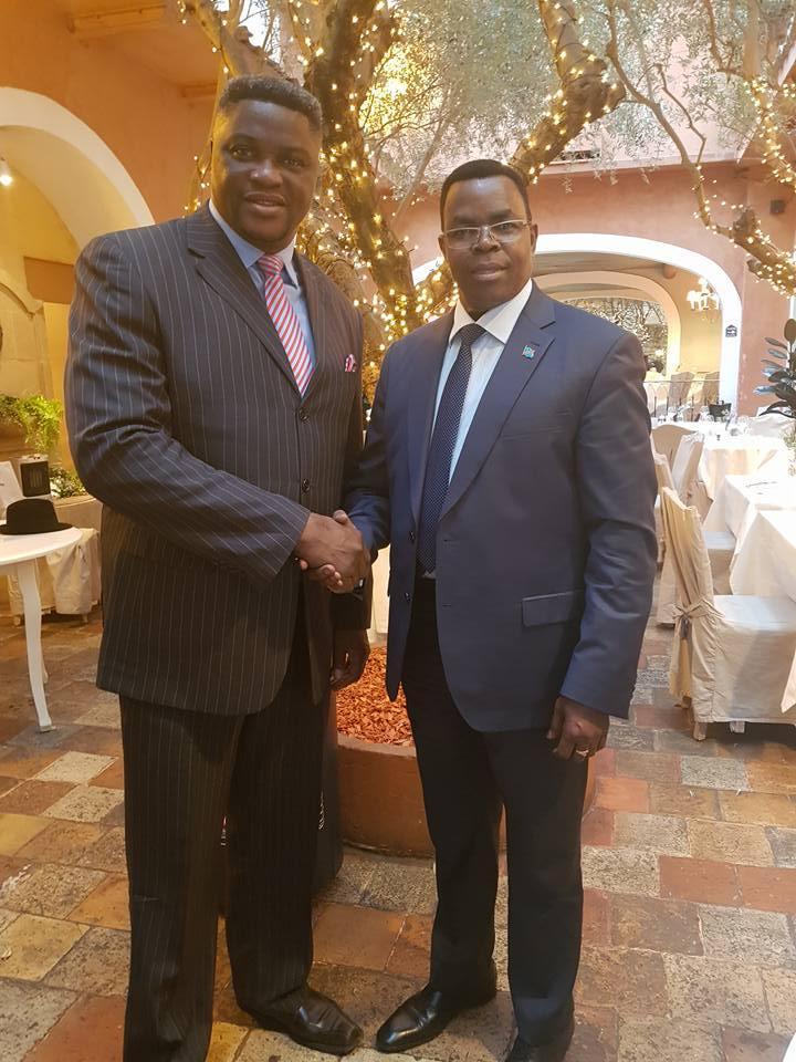 Dr Donat Mupapa Kibadi 3-5-2018