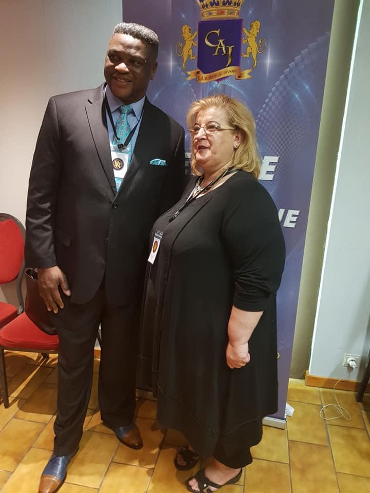 Dr Tshibangu Mukumbay Christian Conference 6