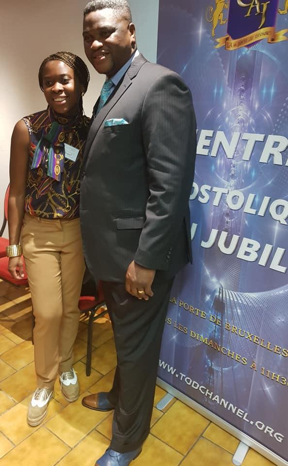 Dr Tshibangu Mukumbay Christian Conference 7