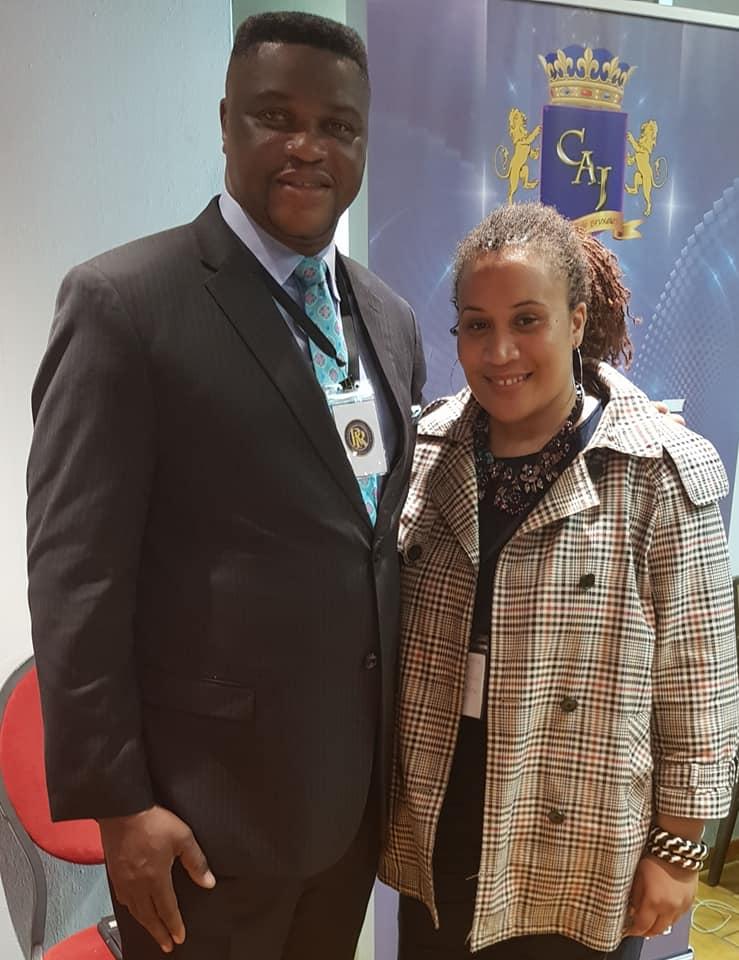 Dr Tshibangu Mukumbay Christian Conference 8