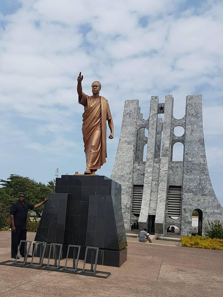 Kwame Nkrumah Mausoleum 8-22-17