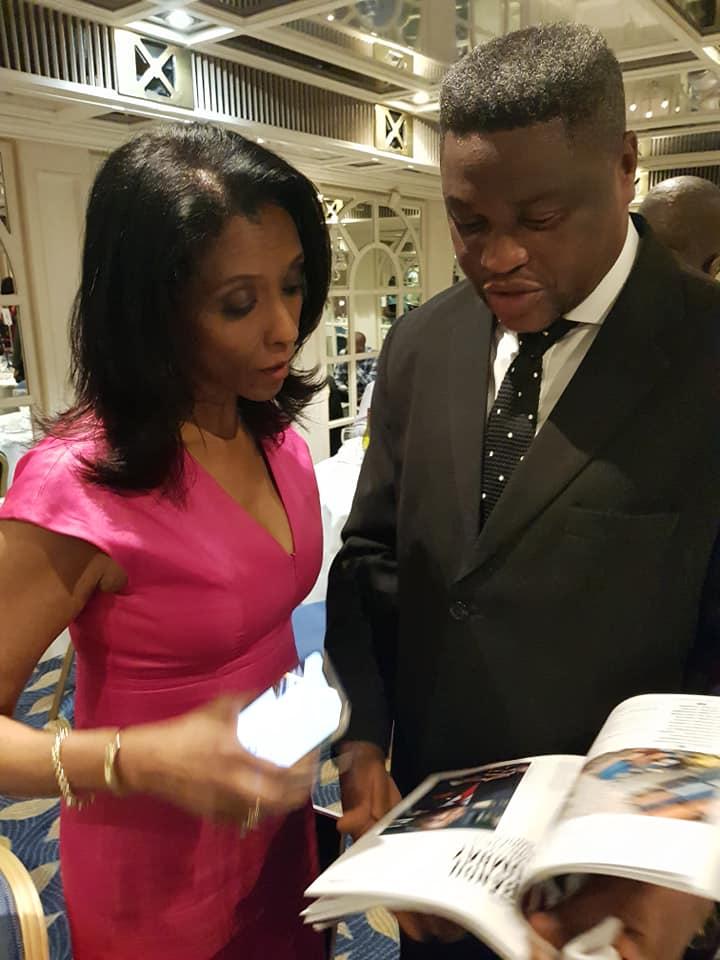 Tshibangu Mukumbay African Leadership Magazine 2