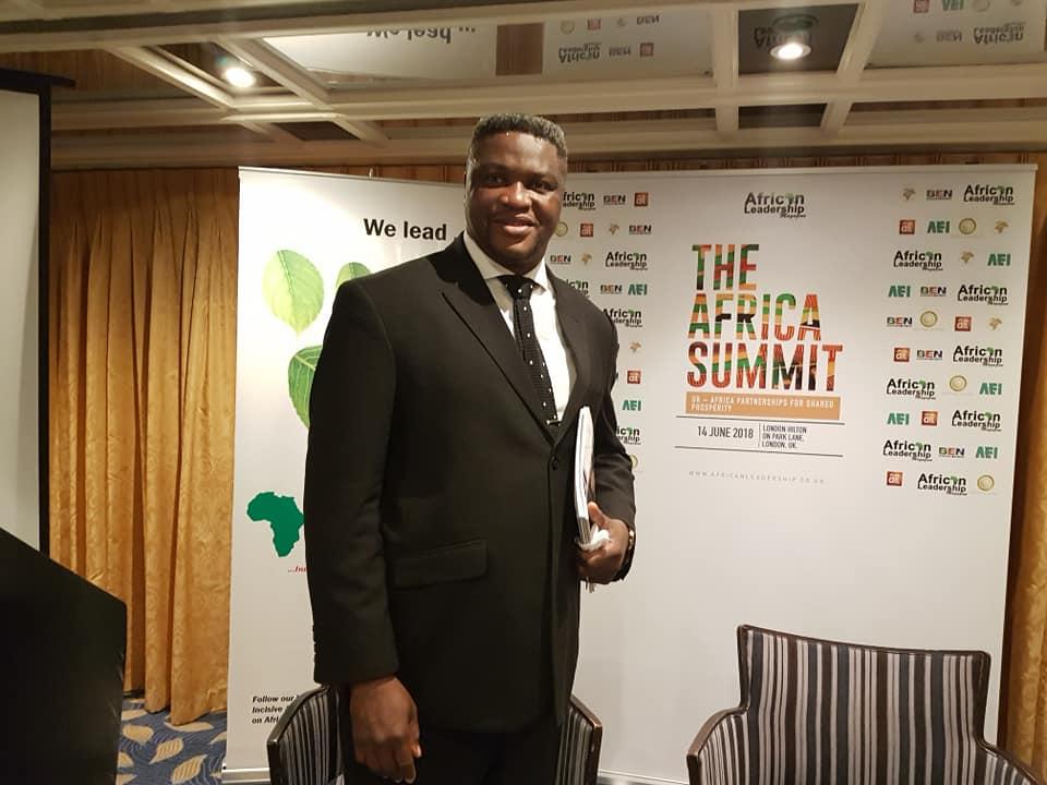 Tshibangu Mukumbay African Leadership Magazine 5