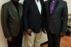 Bishop Jean Claude Mosengo Bashua 3-5-2018