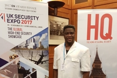 UK security Expo 7-18-17