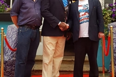 tshibangu Mukumbay the trump arms
